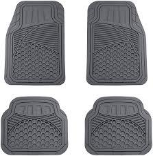 Floor Mats Automotive Black Basics RL4001B 3 Piece <b>Car</b> Floor Mat