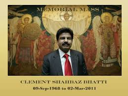 Image result for Shahbaz Bhatti