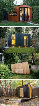 backyard home office. here are 14 examples of modern backyard home offices art studios gyms and office m