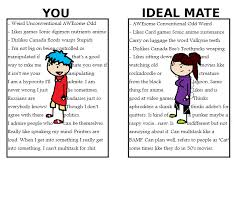 Ideal Mate MEME by mini-man92 on DeviantArt via Relatably.com