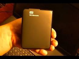 """Внешний <b>жесткий диск</b> """"<b>WD</b> Elements Portable"""" - YouTube"""