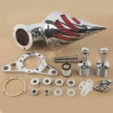 Online Shop <b>TCMT Motorcycle Air</b> Cleaner Intake Filter for Harley ...