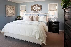 white bedroom with dark furniture bedroom with dark furniture