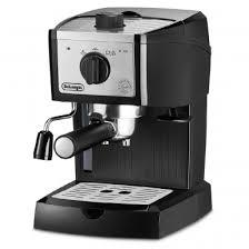 Рожковая <b>кофеварка DeLonghi EC 157</b> B - купить в магазине ...