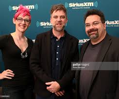 celebrities siriusxm studio photos and images getty images writer director paul thomas anderson c speaks about his film the master