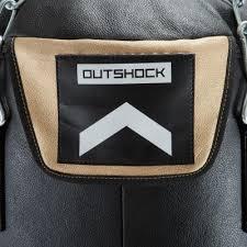 <b>Боксерский мешок</b> PB 1500 кожаный чёрный OUTSHOCK - купить ...