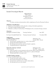 certified nurse assistant resume objective cipanewsletter cover letter certified nursing assistant objective for resume