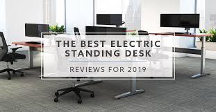 9 Best Adjustable Standing <b>Desks</b> For 2019