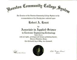 rar resume associate degree in applied science in elect eng tech networking at houston community college houston 6 2000
