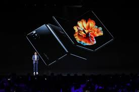 CNBC <b>Xiaomi</b> launches its <b>first</b> foldable phone and camera chip as it ...