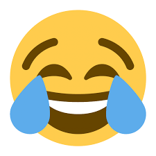 Image result for emoji gif crying laughing