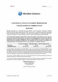 40 private placement memorandum templates word pdf private placement memorandum template 25
