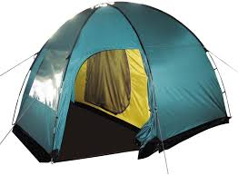 <b>Палатка Tramp</b> Bell 4 (V2), цвет: зеленый. <b>TRT</b>-81 — купить в ...