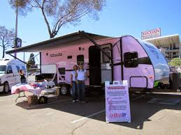 la mesa rv center goes pink experience life la mesa rv center goes pink