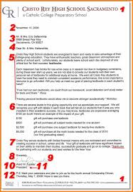 6 fundraising letter templates housekeeper checklist fundraising letter templates christo rey final image numbered jpg