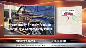 andrew rogers of attention to detail auto care excellent andrew rogers of attention to detail auto care excellent information auto care