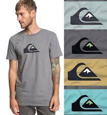 <b>Quiksilver</b> s обычного размера <b>футболки</b> для мужчин   eBay