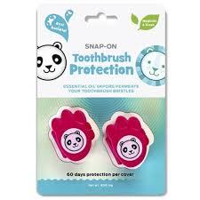 <b>Kid's Snap-On Toothbrush Sanitizer</b> | Dr. Tung's