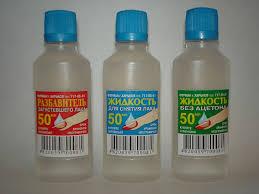 Жидкость для снятия лака — Википедия