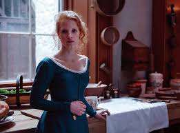 jessica chastain publishes essay on the value of women directed miss julie jpeg