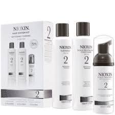 3-х ступенчатая программа <b>Nioxin System 2</b> для ухода за тонкими ...