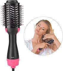 Ceramic Ion Diffuser Hot Air Comb <b>Hair Dryer</b>, Negative <b>Anion</b> ...