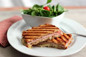 continental archives bytplus ham and cheese panini