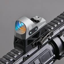 <b>Tactical</b> 1x25 Mini Reflex Sight 3 MOA Dot Reticle Red Dot Sight ...