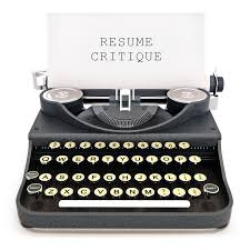 resume critique elite resume studio resume critique