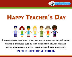 short essay on importance of teachers day  short essay on importance of teachers day