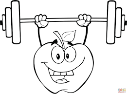 Image result for weightlifting cartoon