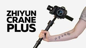 Обзор и тест <b>Zhiyun Crane Plus</b> - YouTube