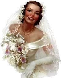 <b>1950s Vintage Wedding</b> Dresses & Shoes History