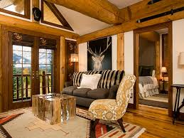 Wooden Living Room Furniture Rustic Living Room Furniture For Contemporary House Lifestyle News