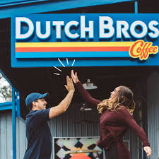 dutch bros coffee home facebook image contain 1 person