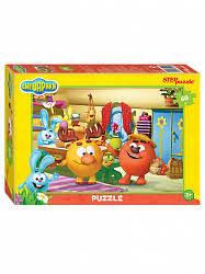 <b>Пазл</b> 20 эл. <b>Барбоскины</b> 89143 <b>STEPpuzzle</b> - купить в Уфе по ...