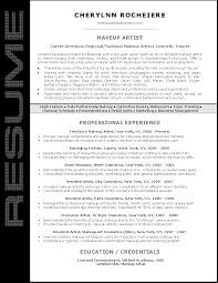 resume sample for makeup artist john bull job resume sample for makeup artist