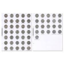 Купить <b>листы</b> для монет в альбомы формата «Optima». Недорого