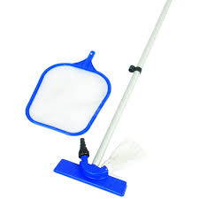 <b>Набор</b> для чистки <b>бассейна Bestway</b> 58013 (сачок, щетка, ручка ...