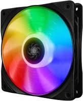 <b>Вентилятор Deepcool CF 120</b> 3pcs. (DP-FA-RGB-CF120-3)
