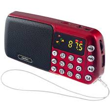 Радиоприемник <b>Perfeo</b> Синица, УКВ, FM, цифровой, usb, MicroSD ...