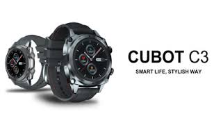<b>Cubot C3</b> Waterproof <b>Smart</b> Watch Heart Rate Monitor Fitness ...