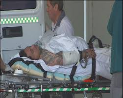 Ivan Roncevic was shot and injured by police at Mandurah on Friday. Ivan Roncevic is under police guard in a Perth hospital after he was shot and injured by ... - r366060_1695438