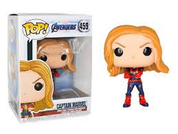 """<b>Фигурка Funko POP</b>! """"Marvel. Avengers Endgame: <b>Captain</b> Marvel ..."""