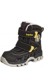 Купить <b>ботинки</b> на зимний период для <b>мальчика</b> «<b>Kapika</b> ...