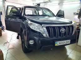 Полная шумоизоляция Toyota Prado 150 + замена <b>штатной</b> ...