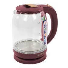 Электрический чайник <b>LUMME LU-142 Красный рубин</b>