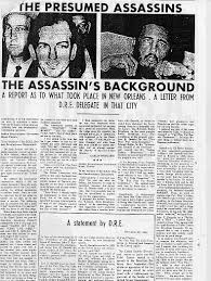 za dunia jfk assasination puzzle >> the the first jfk conspiracy theory published cia support on nov 23 1963