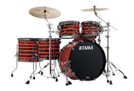 Tama Starclassic Walnut/Birch Limited Edition <b>Neon</b> Oyster 22'' <b>5</b> ...