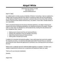 How To Write A Cover Letter For An Internship  cover letter     Accountant Cover Letter Template Australia   Resumes Cover Letters